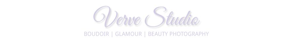 Vervestudio | boudoir & glamour photography Wakefield West Yorkshire logo